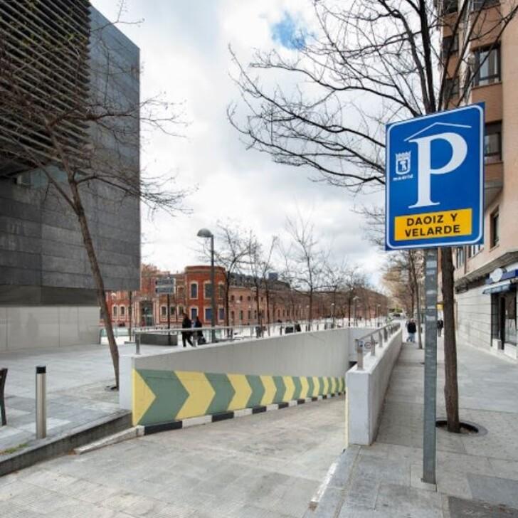 DAOIZ Y VELARDE ATOCHA Public Car Park (Covered) Madrid