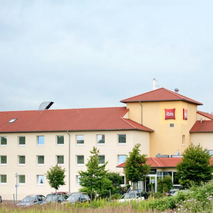 Parking Hotel IBIS HOTEL KÖLN AIRPORT (Exterior) Köln