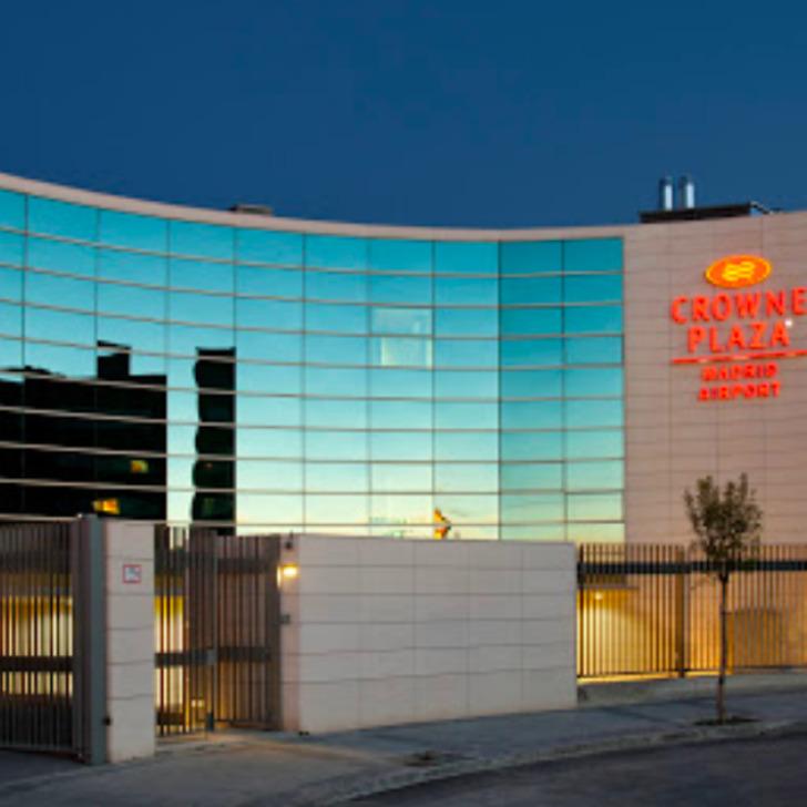 Parking Hotel CROWNE PLAZA MADRID AIRPORT (Cubierto) Madrid