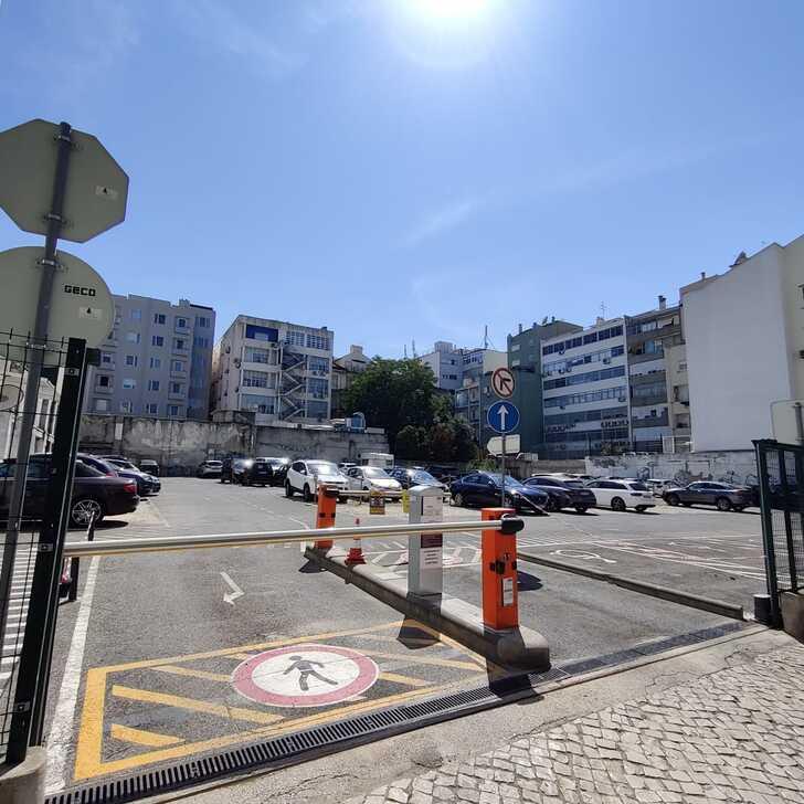 Parking Público GARAGEM JARDIM DO CARREGAL (Exterior) Lisboa