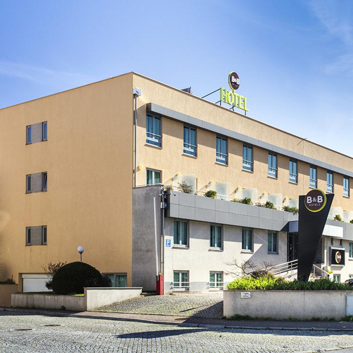 Estacionamento Hotel B&B BRAGA LAMAÇÃES (Coberto) Braga
