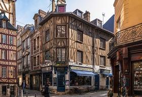 Parkings Tous les parkings à Rouen à  - Réservez au meilleur prix
