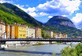 Parkings Todos los parkings en Grenoble en  - Reserva al mejor precio