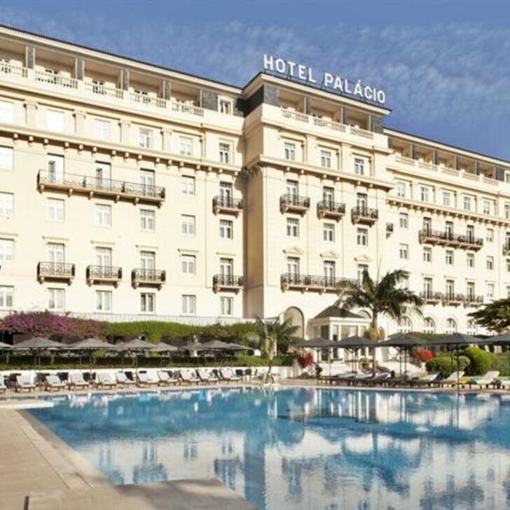 Parking Hotel PALÁCIO ESTORIL (Exterior) Estoril