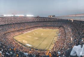 Parkeerplaatsen Stade Benito Villamarín  in  - Ideaal voor spelletjes en concerten