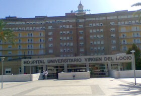 Virgen del Rocío University Hospital car parks in  - Book at the best price