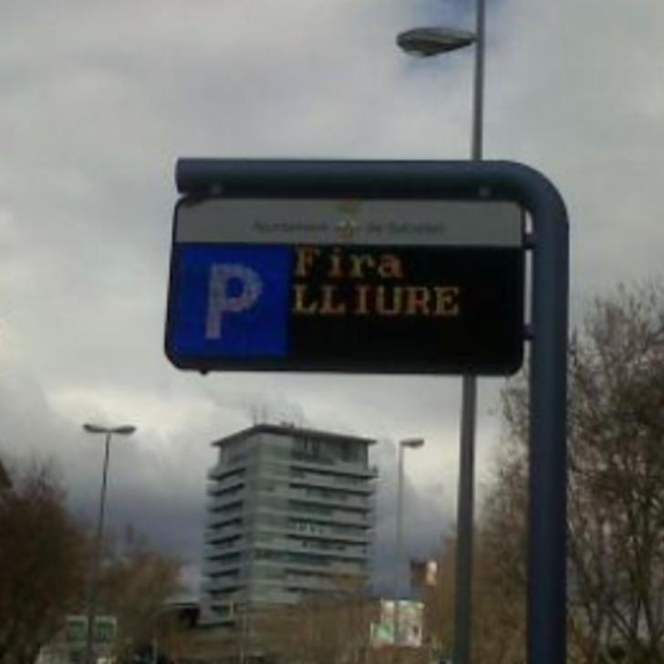FIRA SABADELL Openbare Parking (Overdekt) Sabadell
