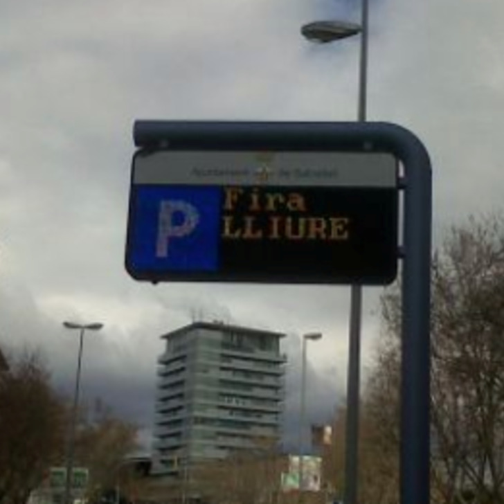 FIRA SABADELL Public Car Park (Covered) Sabadell