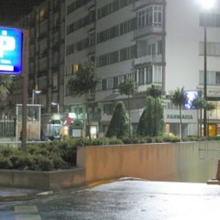 Estacionamento Público COPARK A ROSA (Coberto) Santiago De Compostela