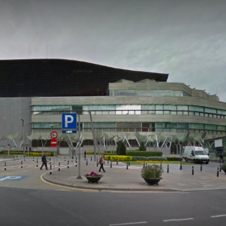 Parking Público COPARK PALACIO EUSKALDUNA (Cubierto) Bilbao