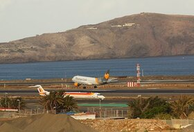 La Palma Airport car parks - Book at the best price