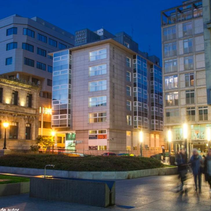 Estacionamento Hotel ZENIT CORUÑA (Coberto) A Coruña