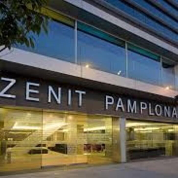 Parking Hotel ZENIT PAMPLONA (Cubierto) Pamplona