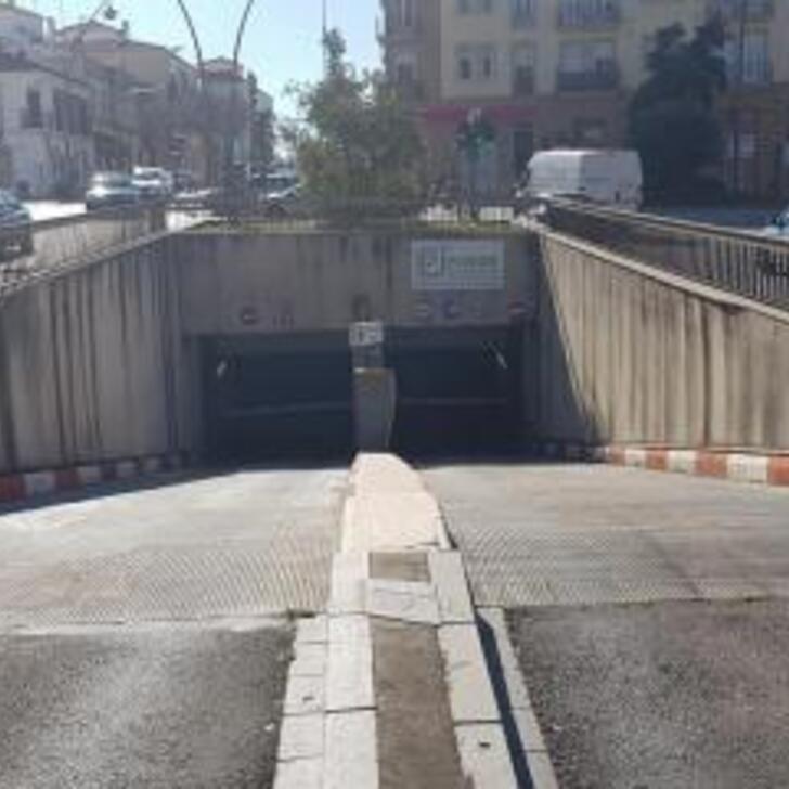 Parking Público APK MADRE DE DIOS (Cubierto) Jerez de la Frontera