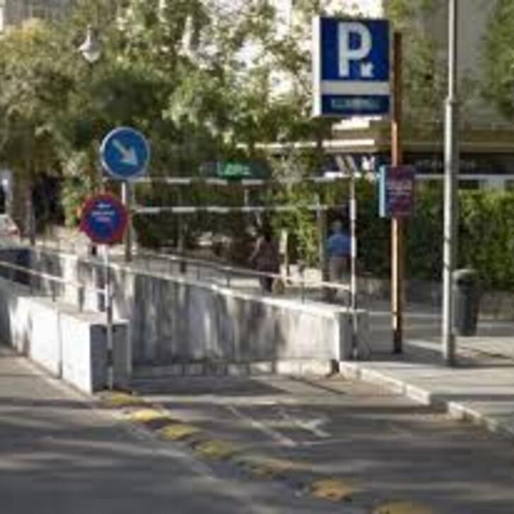 Parking Público APK PLAZA DEL CABALLO (Cubierto) Jerez de la Frontera, Cádiz
