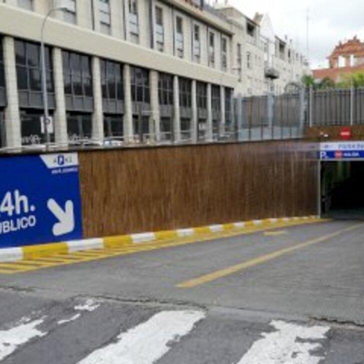 APK2 MELIA LEBREROS Public Car Park (Covered) Sevilla