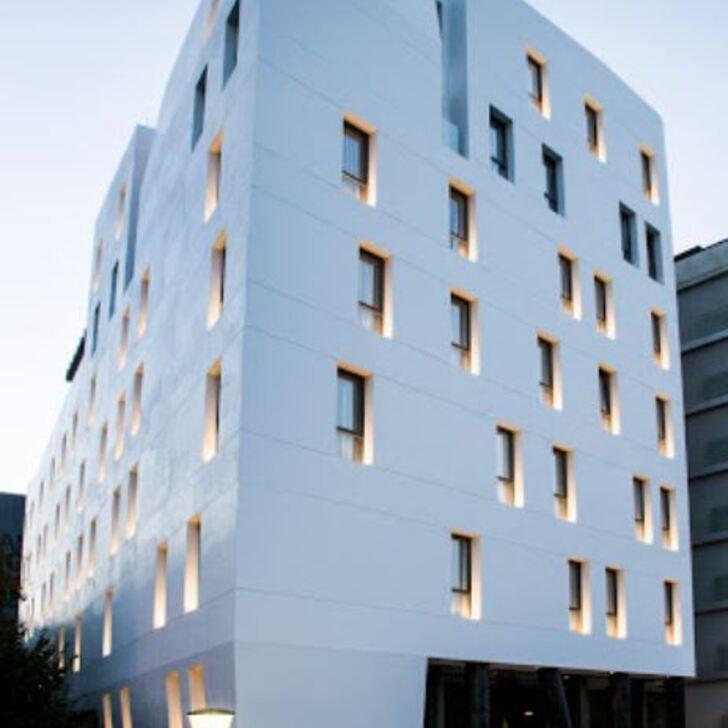 Estacionamento Hotel ZENIT SAN SEBASTIAN (Coberto) Donostia-San Sebastian, SS