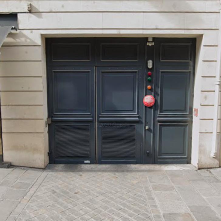 223 RUE SAINT HONORÉ Building Car Park (Covered) Paris