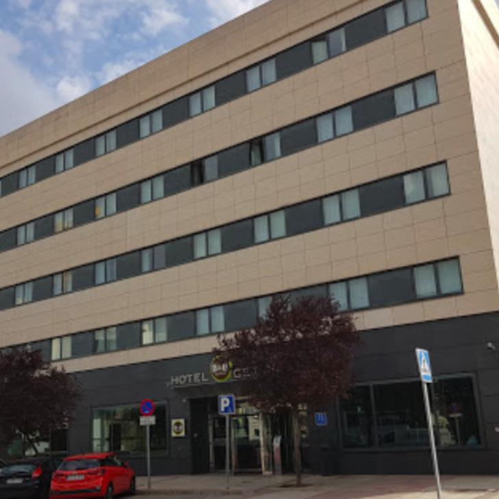 Estacionamento Hotel B&B MADRID GETAFE (Coberto) Getafe