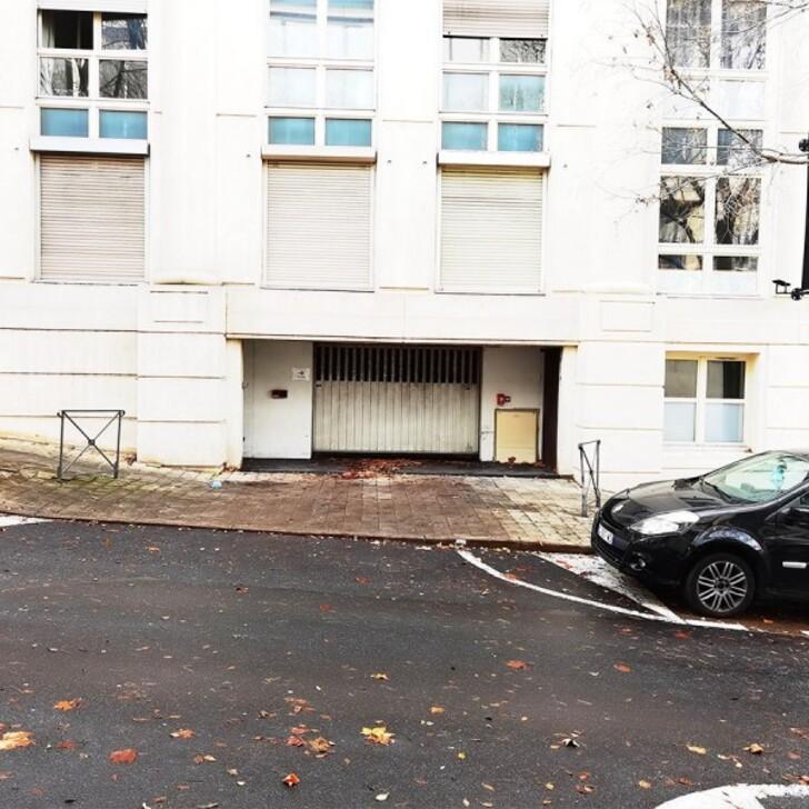 Parking Público BEPARK MONTPELLIER CENTRE (Cubierto) Montpellier