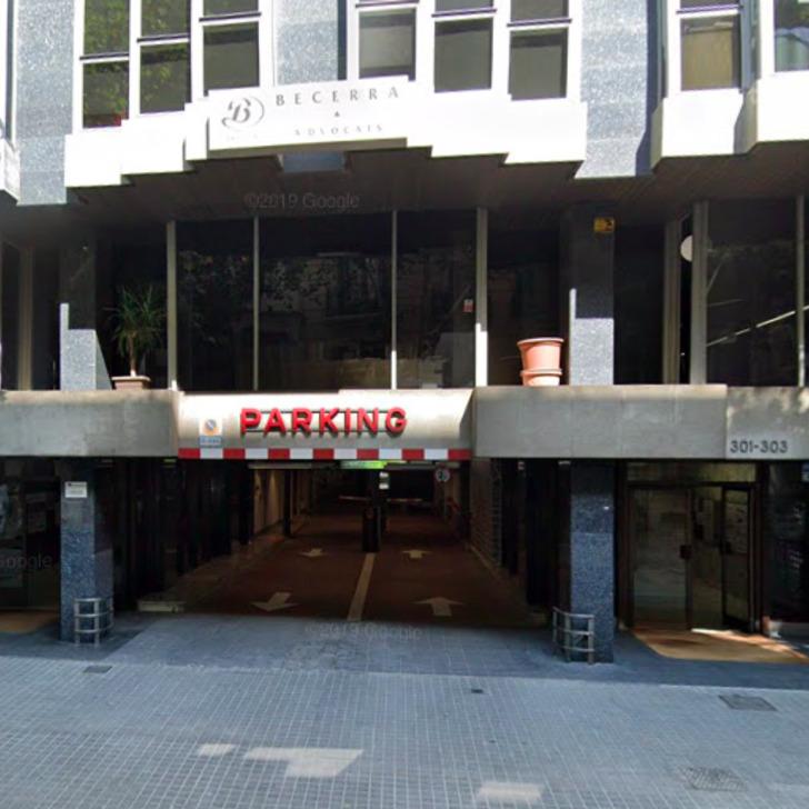 Parking Público OFYDE (Cubierto) Barcelona