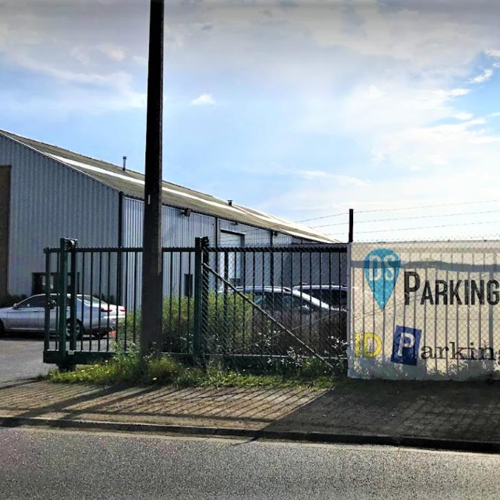 Estacionamento Low Cost DS PARKING - AIRWALKER (Exterior) Fleurus