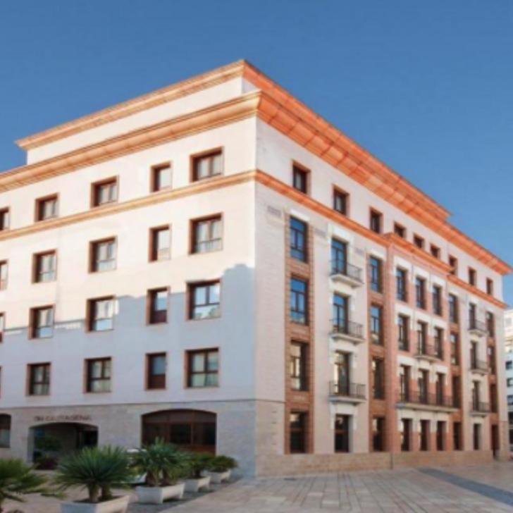 Parking Hôtel NH CARTAGENA (Couvert) Cartagena