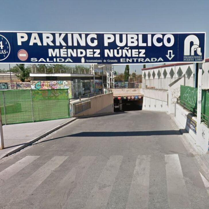 Parking Público MENDEZ NUÑEZ (Cubierto) Granada