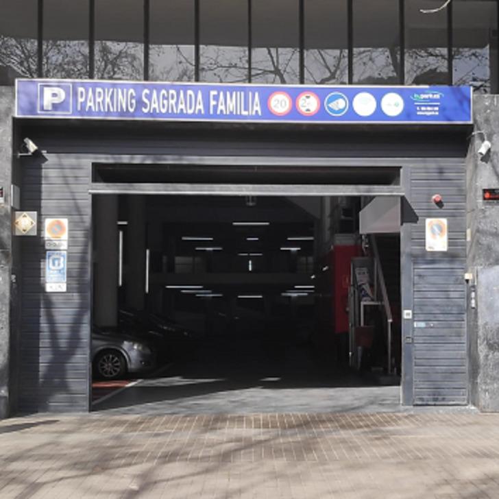 Parking Público SAGRADA FAMILIA  (Cubierto) Barcelona