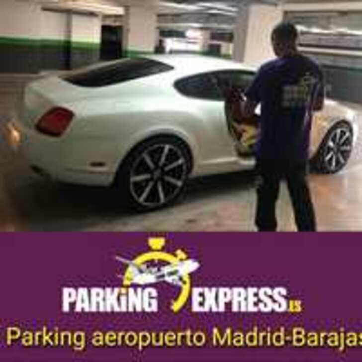 Parking Servicio VIP PARKINGEXPRESS (Exterior) Madrid