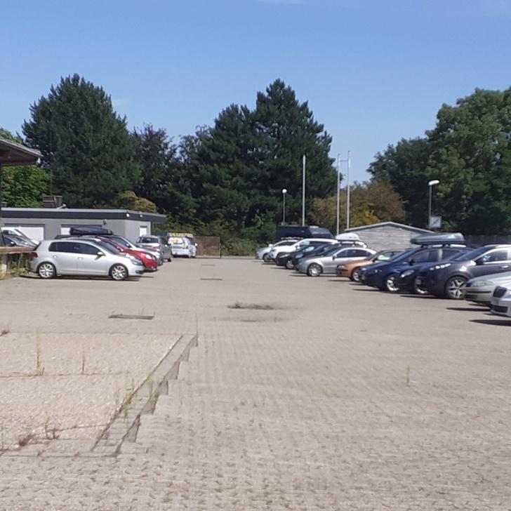 MY-PARK DUS Discount Car Park (External) Düsseldorf