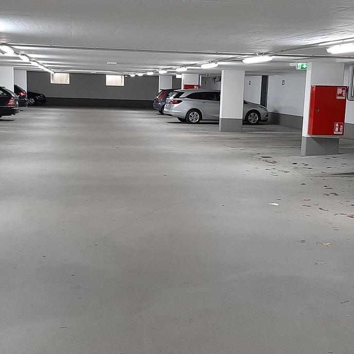 MY-PARK DUS Discount Parking (Overdekt) Düsseldorf