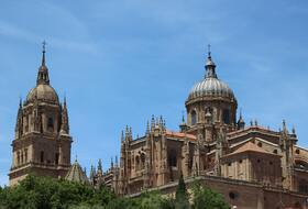 Car parks in Salamanca city centre - Book at the best price