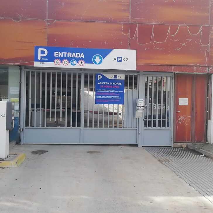 Parking Público APK2 PLAYA DE LEVANTE (Cubierto) Salou