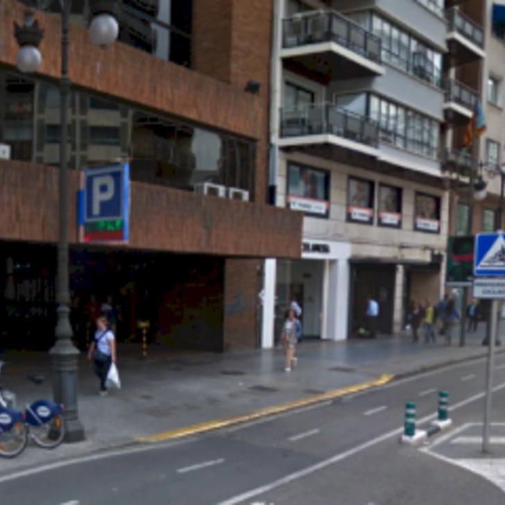 Parking Público APK COLON 60 (Cubierto) Valencia