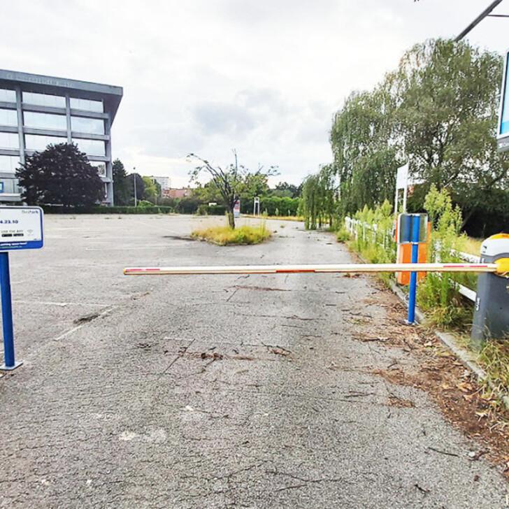 Parking Public BEPARK EVERE GARE DE BORDET (Extérieur) Evere