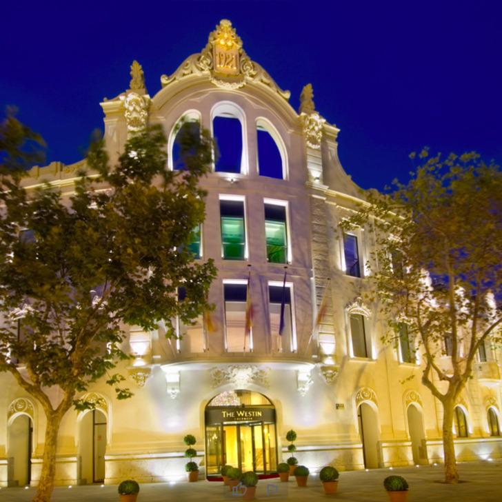 Parking Hôtel THE WESTIN VALENCIA (Couvert) Valencia