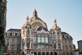 Parkings Centre-ville de Anvers - Réservez au meilleur prix