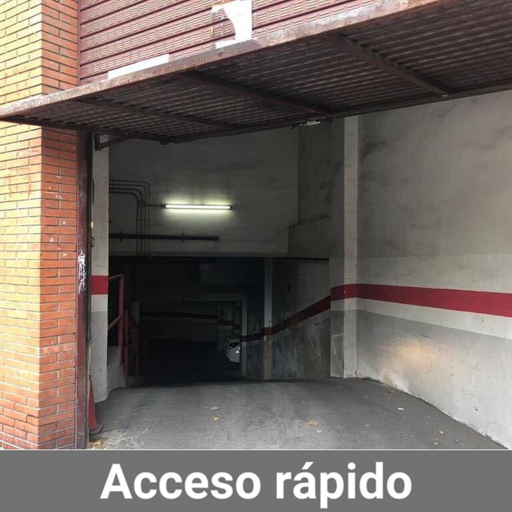 Parking Public ROSELLO 12 (Couvert) Barcelona