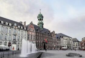 Parkings Gare de Mons à Mons - Réservez au meilleur prix
