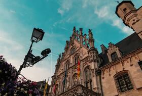 Parkings à Mechelen - Réservez au meilleur prix