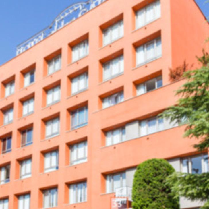 Parking Hotel ABBA GARDEN (Cubierto)  Esplugues de Llobregat