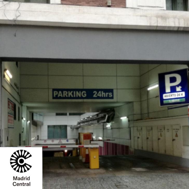 Estacionamento Público DR CORTEZO 10 - PUERTA DEL SOL (Coberto) Madrid