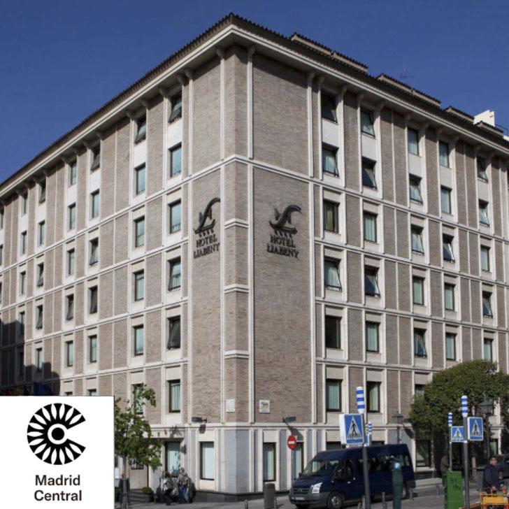 LIABENY MADRID Hotel Car Park (Covered) Madrid