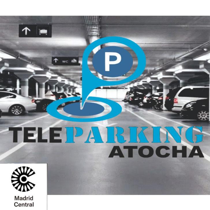 Parking Servicio VIP TELEPARKING ATOCHA (Cubierto) Madrid