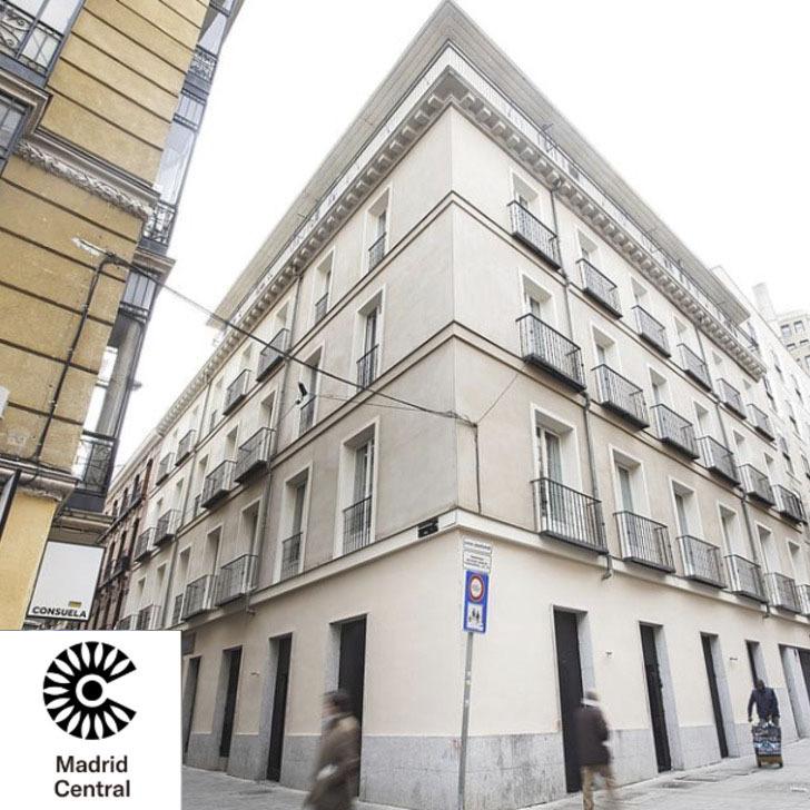 Estacionamento Hotel LH GRAN VIA  SELECTION (Coberto) Madrid