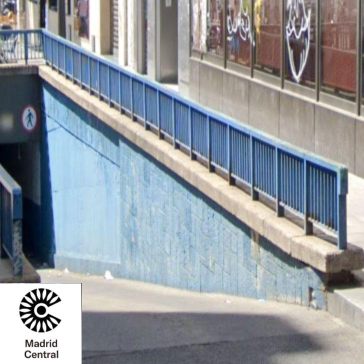 INDIGO MADRID GRAN VIA Hotel Parking (Overdekt) Madrid