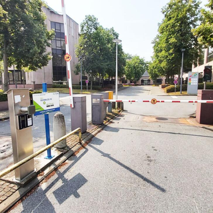 Parking Public BEPARK AUDERGHEM DEMEY (Couvert) Belgique