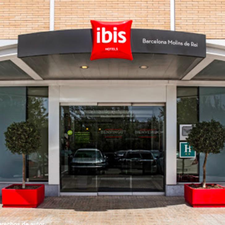 Parking Hotel IBIS MOLINS DE REI (Cubierto)  Barcelona