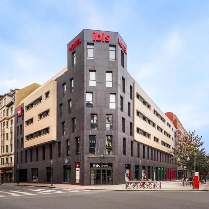 Parking Hôtel IBIS BILBAO CENTRO (Couvert) Bilbao